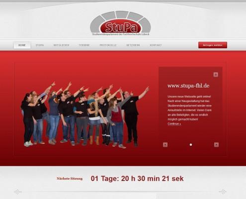 stupa-webseite