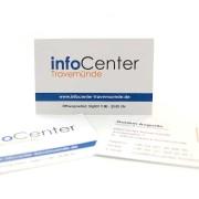 visitenkarten infocenter