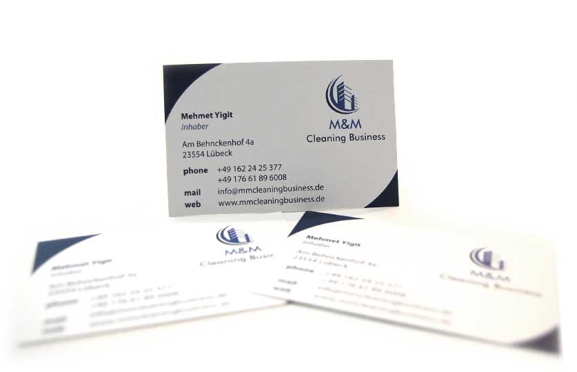 Ga Designs Visitenkarten Briefpapier