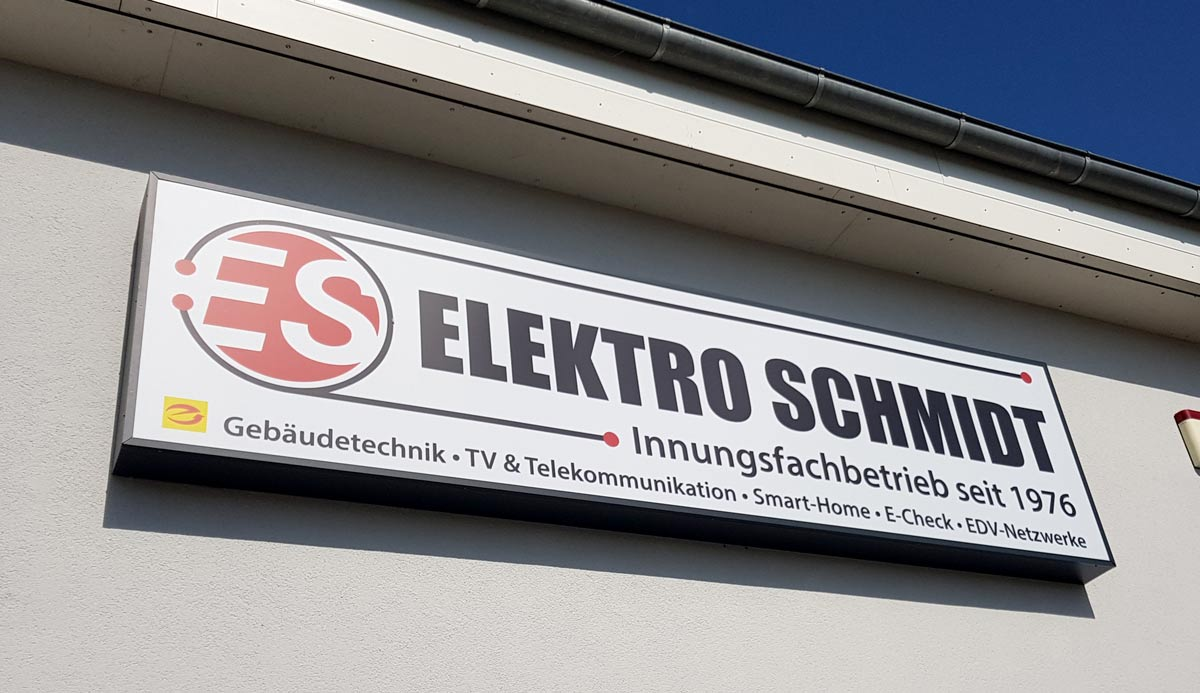 Referenzvorschau Elektro Schmidt Reinfeld