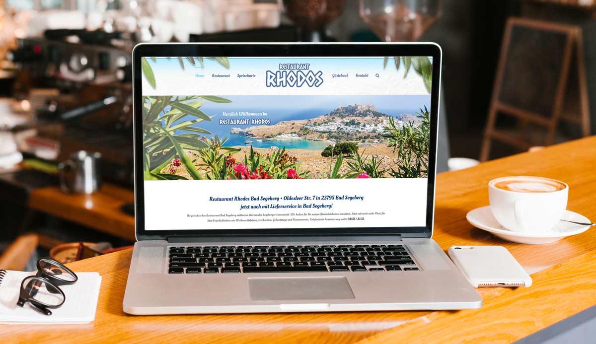 Referenz Restaurant Rhodos