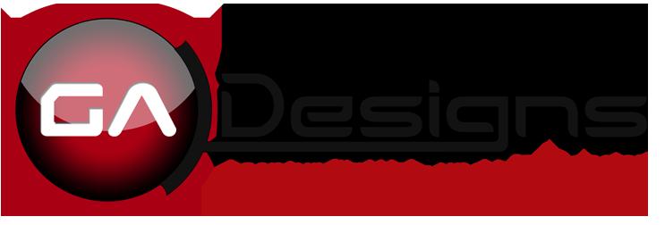 GA DESIGNS | Werbeagentur Lübeck Logo
